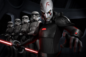 "The Inquisitor and ""Star Wars Rebels"" will be included in the new canon"