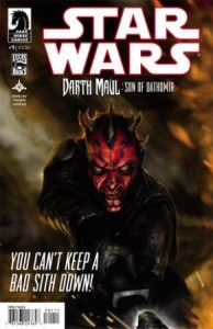 "Cover of ""Darth Maul: Son of Dathomir"""
