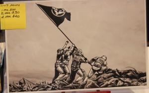 Iwo Jima-ish Storm Troopers
