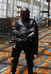 very cool Mandalorian [cosplay]