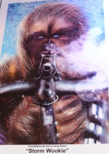 "Jerry Pesce's ""Storm Wookiee"""