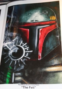 "Jerry Pesce's ""The Fett"""