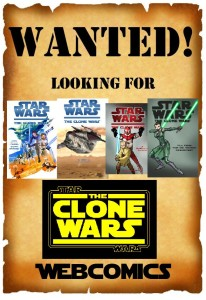 Wanted - Clone Wars WebComics