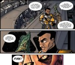 "Top Five Segments of ""Star Wars: The Clone Wars"" comic – Season 1"