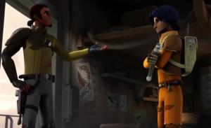 Kanan offering Ezra a chance to come join the ship