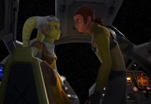 Do Hera and Kanan have something going on?