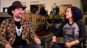 Dave Filoni speaking to Andi Gutierrez about the Inquisitors