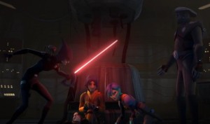 The Fifth Brother asking The Seventh Sister for what Ezra may have revealed