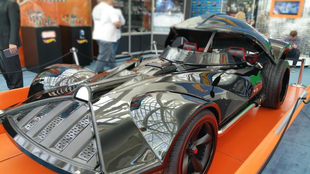 star wars vehicles at the 2015 los angeles auto show. Black Bedroom Furniture Sets. Home Design Ideas