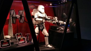 Flametrooper in Star Wars Launch Bay