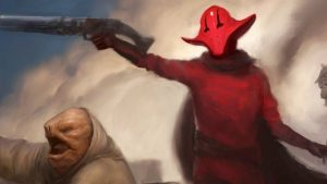 Sidon Ithano is quite the awesome pirate
