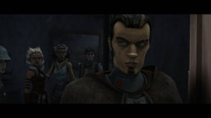 Saw Gerrera heads off to save the king himself