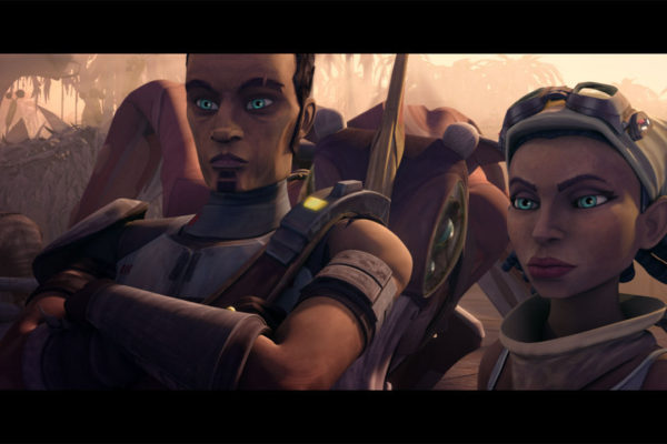Saw Gerrera is excited to fight