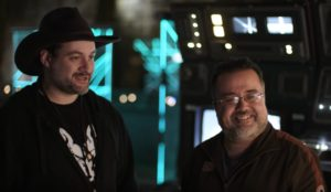 Dave Filoni speaking with Pablo Hidalgo on Rogue Reports with Pablo Hidalgo