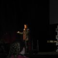 David W. Collins speaking about the music of Rogue One at Star Wars Celebration Orlando