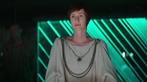 "Mon Mothma's ""declaration of rebellion that gave rise to the formal Alliance to Restore the Republic"""