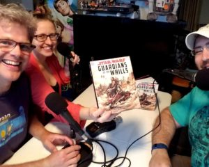 Reviewing Guardians of the Whills with Skywalking Through Neverland Hosts