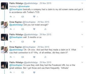 How Pablo Hidalgo lost his twitter account