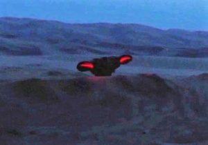 Nightwatcher Worm popping its head up in The Force Awakens