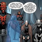 Chancellor Palpatine Sends Jedi Forces Against Darth Maul as Count Dooku and General Grievous Are Under His Capture