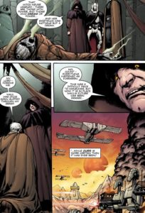 Darth Sidious is not concerned about Maul having slipped away