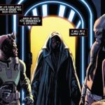 Darth Maul, Issue 2: Darth Maul Tracks Down a Jedi Padawan