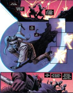 Darth Maul considers his anger versus that of Eldra Kaitis