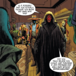 Darth Maul, Issue 3: Darth Maul Captures a Padawan