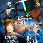 Disney Plus to Bring Star Wars Clone Wars, Ewoks Show, & More in April